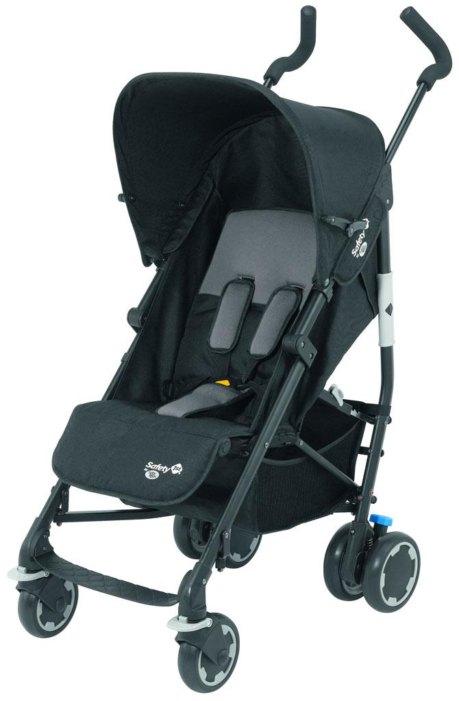 safety 1st compa 39 city pushchair black sky baby. Black Bedroom Furniture Sets. Home Design Ideas
