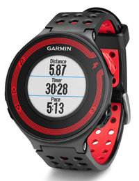 Keep track of your distance, time, pace, and more