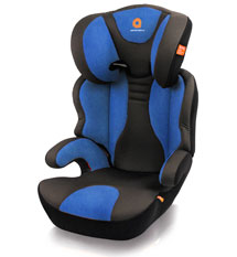 Apramo Ostara blue car seat