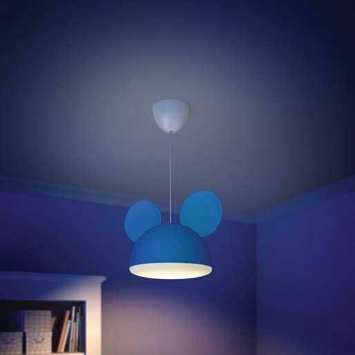 Mickey Mouse Pendant Light Shade Philips Disney Mickey