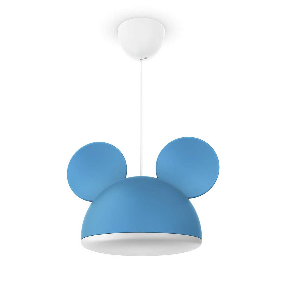 Philips Disney Mickey Mouse Childrens Ceiling Pendant