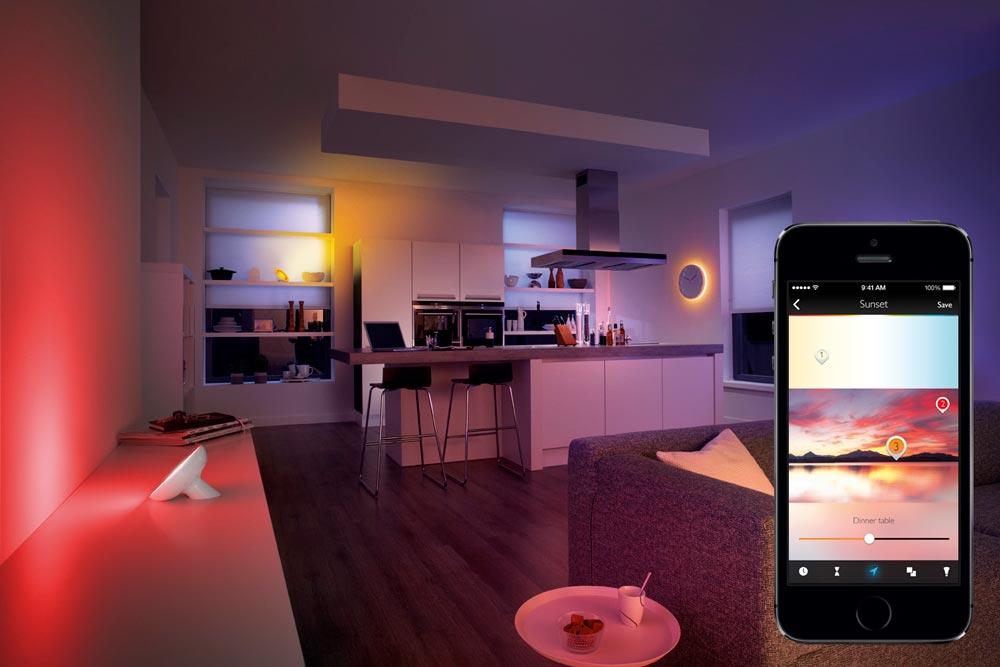 Philips Friends Of Hue Personal Wireless Lighting Bloom