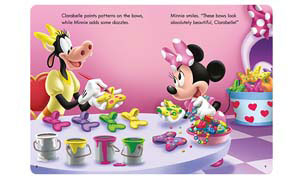 Use memory skills to help Minnie
