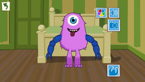 Monster Maker activity