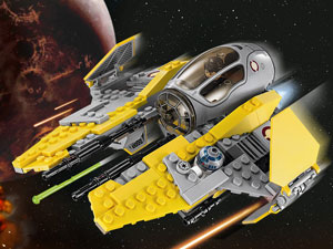 Jedi Interceptor playset