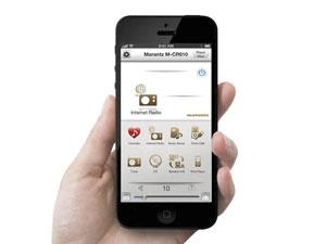 Marantz Remote App on iOS