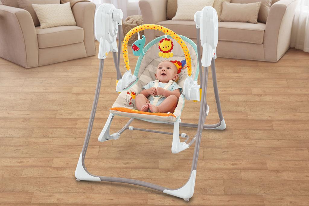 Fisher Price 3 In 1 Swing N Rocker Amazon Co Uk Baby