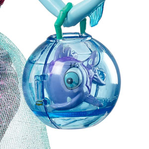 Lagoona Blue purse with pet fish