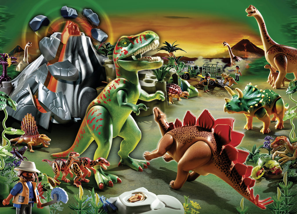 Playmobil t rex sharemedoc - Dinosaur playmobile ...
