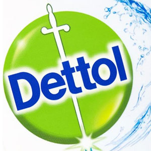 Dettol Surface Cleanser with Lime and Mint
