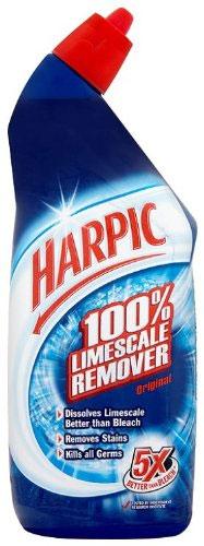 Harpic 100% Limescale Remover