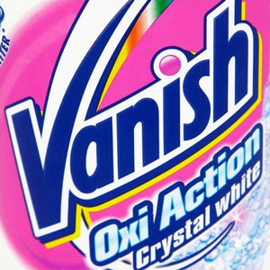 Vanish Oxi Action Crystal White