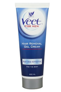 Veet for Men Hair Removal Gel Cream