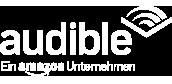 Audible Logo - weiß