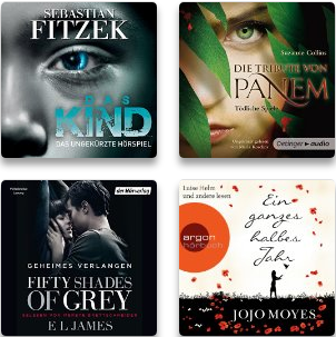 Zum Audible Shop