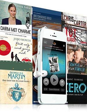 Audible - Ein Hörbuch kostenlos herunterladen