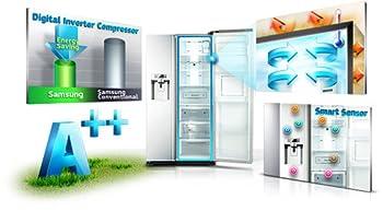 Ein energieeffizienter Kühlschrank, der Maßstäbe setzt