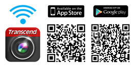 WLAN & App QR Codes