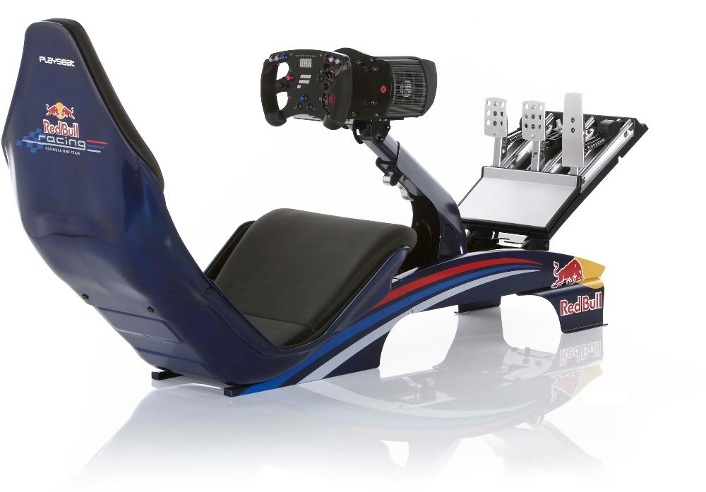 playseat f1 red bull games. Black Bedroom Furniture Sets. Home Design Ideas