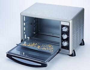 ariete 976 bon cuisine 520 ofen 2000 watt 52 liter db929. Black Bedroom Furniture Sets. Home Design Ideas