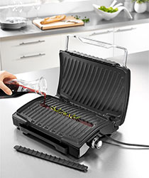 beem aroma grill express kontaktgrill elektrogrill 1750 watt ebay. Black Bedroom Furniture Sets. Home Design Ideas
