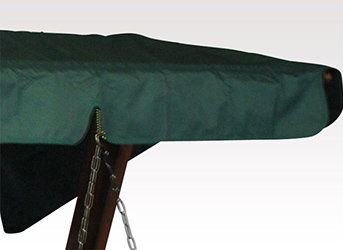 angerer sonnendach f r hollywoodschaukel polyacryl gr n. Black Bedroom Furniture Sets. Home Design Ideas