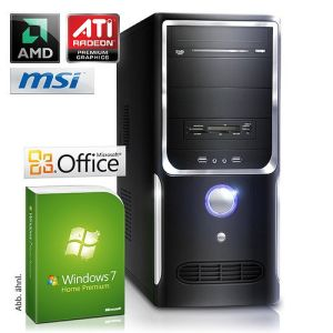 Home- und Office PC-System