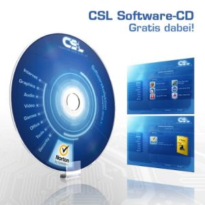 CSL Software-CD