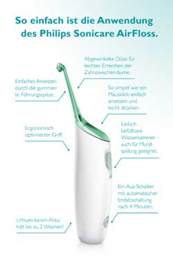 Philips AirFloss