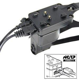 NC-17connect+ iPhone 5, 5S, 5C Fahrrad-/Motorradhalterung mit Ladefunktion - Weitere Features