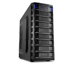 Sharkoon REX8 Eco ATX PC Case