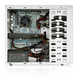 Sharkoon REX8 Value ATX PC Case