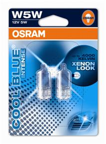 OSRAM COOL BLUE INTENSE - Weitere Features