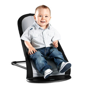 Bouncer and chair in one