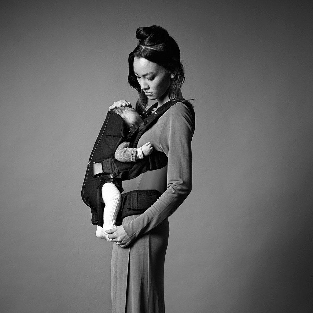 baby bjorn carrier instructions newborn