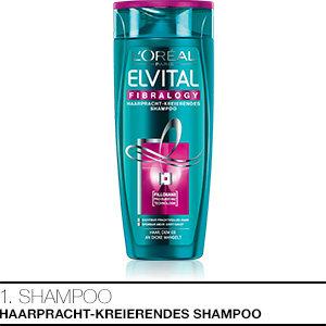 L'ORÉAL PARiS Elvital Fibralogy Shampoo