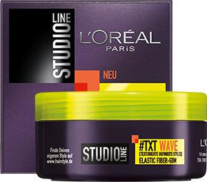 L'ORÉAL  PARiS Studio Line #TXT WAVE Produkt