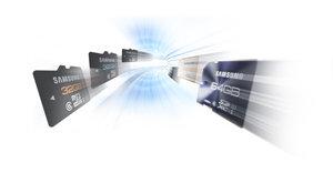 Samsung MicroSD Card: Standard