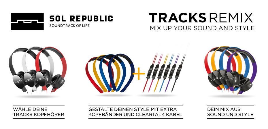 SOL REPUBLIC Tracks Remix
