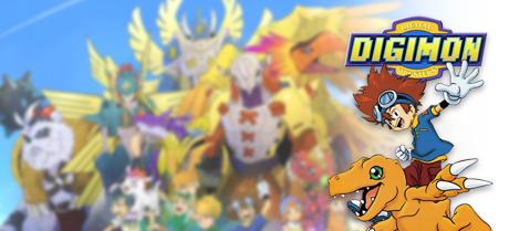 Digimon Staffel 1 und 2