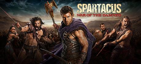 Spartacus Staffel 1-3