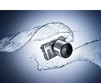 Nikon 1 AW1 wasserdicht