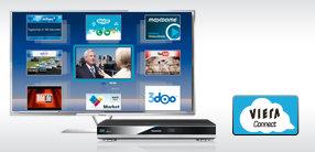 VIERA Connect – Internet trifft Fernsehen