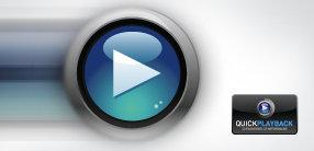 Quick Playback – Schnellstart für Ihre Filme
