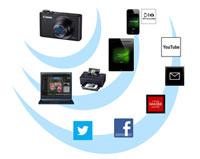 Überall verbunden: WLAN und GPS über Mobilgeräte