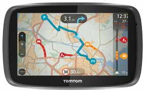 Lifetime TomTom Traffic - Smartphone Connected
