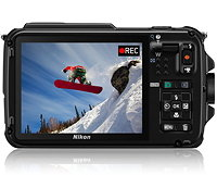 COOLPIX AW110 Full-HD