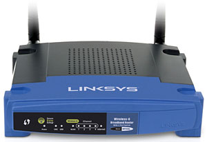 Linksys WRT54GL - Wi-Fi Router