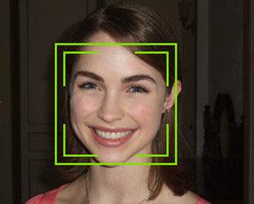 Gesichtserkennung der FINEPIX T300