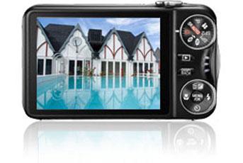 7,6 cm (3,0 Zoll) LCD-Anzeige